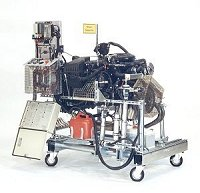 Spark-ignition engine with Valvetronic